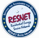 RESNET certification logo